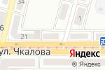 Схема проезда до компании Лура в Магнитогорске