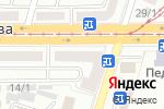 Схема проезда до компании Почтовое отделение №16 в Магнитогорске