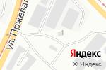 Схема проезда до компании Башик в Магнитогорске