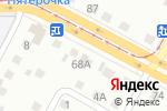 Схема проезда до компании Сытный в Магнитогорске