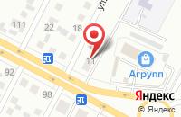 Схема проезда до компании Простор Медиа в Магнитогорске