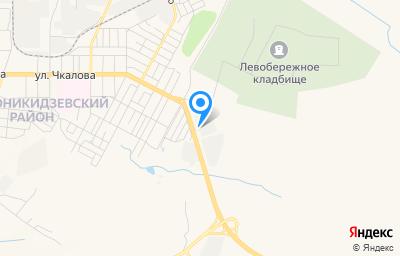 Местоположение на карте пункта техосмотра по адресу Челябинская обл, г Магнитогорск, тракт Челябинский, д 7