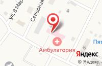 Схема проезда до компании Приморская врачебная амбулатория в Приморском