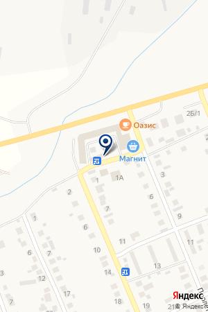 Sottele на карте Агаповки