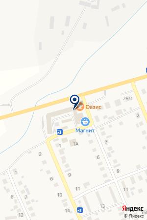 Анжал на карте Агаповки