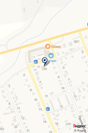 АвтоМакс на карте Агаповки