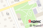 Схема проезда до компании Шиномонтажная мастерская в Агаповке