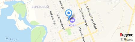 Равис на карте Агаповки