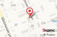 Схема проезда до компании Сбербанк России в Агаповке