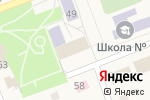 Схема проезда до компании Муниципальное управление культуры Администрации Агаповского района в Агаповке