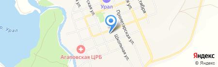 Юридическая консультация на карте Агаповки