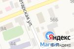 Схема проезда до компании МегаФон в Агаповке