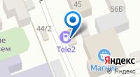Компания Империал на карте