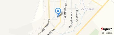 Vital'ok на карте Агаповки