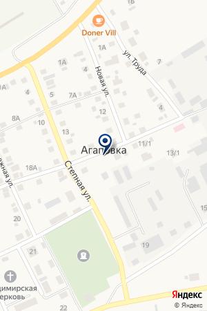 Буксир-Сервис на карте Агаповки