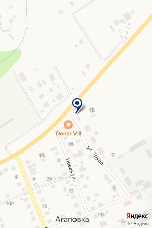 Сервис плюс на карте Агаповки