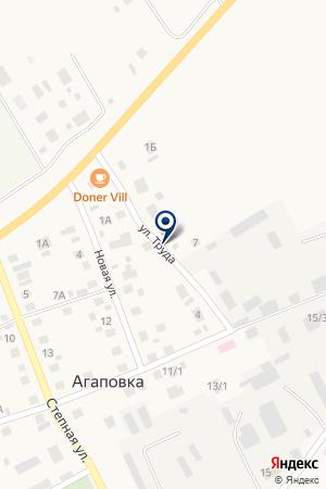 АГАПОВСКИЙ РЭС на карте Агаповки