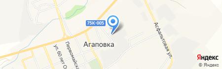 Челябэнергосбыт на карте Агаповки