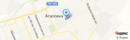 Торгово-производственная компания на карте Агаповки