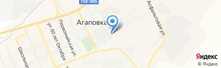 УФМС на карте Агаповки