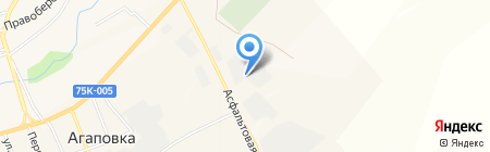 ЗМИ на карте Агаповки