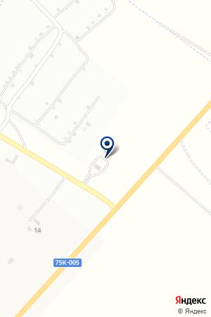 АЗС Росснефть на карте Агаповки