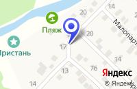 Схема проезда до компании ФЕРМЕРСКОЕ ХОЗЯЙСТВО МЕТИЗНОЕ в Верхнеуральске