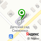Местоположение компании Детский сад №3