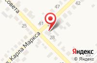 Схема проезда до компании Ритуальные товары в Верхнеуральске
