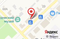 Схема проезда до компании КЦСОН в Верхнеуральске