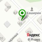 Местоположение компании Сударушка