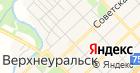 Центр гигиены и эпидемиологии Челябинской области в г. Магнитогорске и Агаповском, Кизильском, Нагайбакском на карте