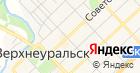 Нотариус Горячева В.Ф. на карте