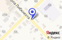 Схема проезда до компании ПРОКУРАТУРА ВЕРХНЕУРАЛЬСКОГО РАЙОНА в Верхнеуральске