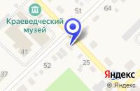 Схема проезда до компании ГОРОДСКАЯ БИБЛИОТЕКА в Верхнеуральске