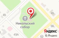 Схема проезда до компании Свято-Никольский собор г.Верхнеуральска в Верхнеуральске