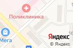 Схема проезда до компании Автомагазин в Верхнеуральске