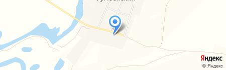 Почтовое отделение на карте Гумбейского