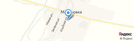 Малиновский фельдшерско-акушерский пункт на карте Гумбейского