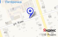 Схема проезда до компании МАГАЗИН СДЕЛАЙ САМ в Нижних Сергах