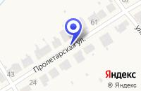 Схема проезда до компании МАГАЗИН ПРОДУКТЫ (ВИННЫЙ ОТДЕЛ) в Нижних Сергах