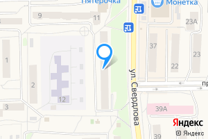 Снять двухкомнатную квартиру в Качканаре Свердловская область, улица Свердлова, 26