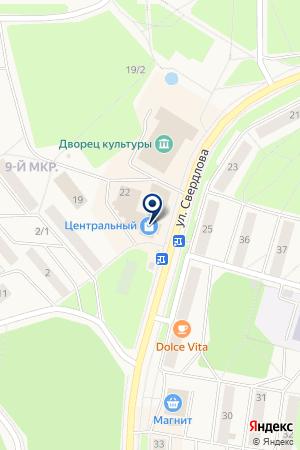 МАГАЗИН АЙСБЕРГ на карте Качканара