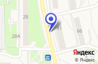 Схема проезда до компании СТРАХОВОЕ АГЕНТСТВО БЕЛАЯ БАШНЯ-КАЧКАНАР в Качканаре