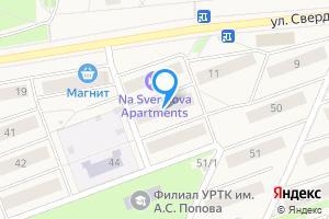 Сдается однокомнатная квартира в Качканаре 4-й микрорайон, 46