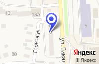 Схема проезда до компании АПТЕЧНЫЙ ПУНКТ ЗДОРОВЕЙ-КА в Качканаре