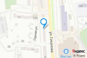 Двухкомнатная квартира в Качканаре улица Гикалова, 6