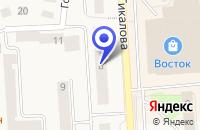 Схема проезда до компании МАГАЗИН КОМАНДОР в Качканаре