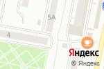 Схема проезда до компании Морозовский хлеб в Златоусте