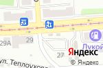 Схема проезда до компании Автоформат в Златоусте